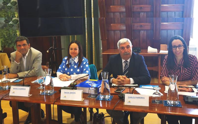 Síntese da 33.ª Reunião Ordinária e Pública da Câmara Municipal de Sintra
