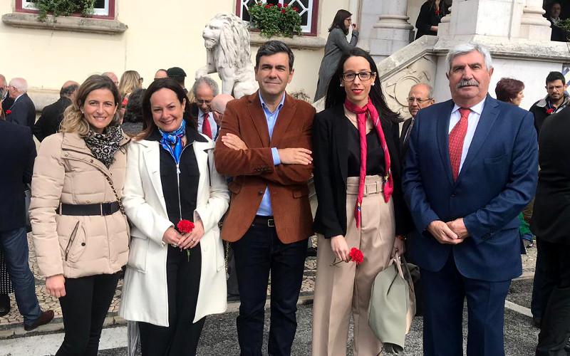 25 de abril em Sintra