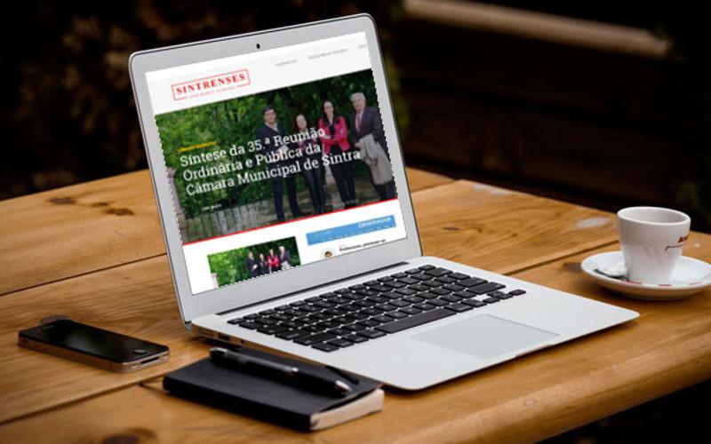 Lançámos o nosso novo site