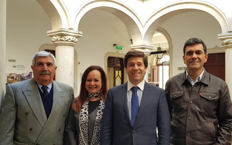 Síntese da 34.ª Reunião Ordinária e Privada da Câmara Municipal de Sintra
