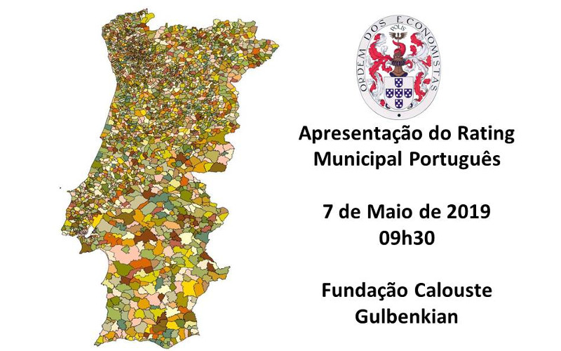 Apresentação do Rating Municipal Português
