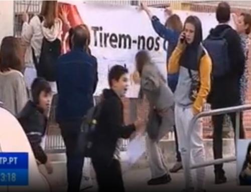 Escola Básica Dom Domingos Jardo exige retirada de amianto
