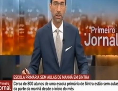 800 alunos da escola primária de Monte Abrão sem aulas de manhã desde o início deste mês