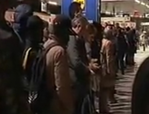 Continua o caos nos comboios da Linha de Sintra