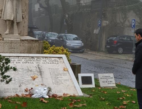 Honra e Glória a quem por nós tombou – Gratidão aos vivos que serviram Portugal
