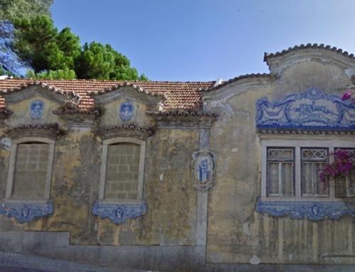 Câmara Municipal de Sintra troca património classificado por betão! – Quando é o dinheiro que vale mais