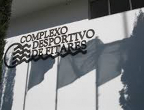 """Arrendamento do """"Complexo Desportivo Municipal de Fitares"""""""