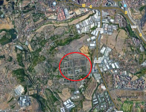 Onde está a anunciada Faculdade de Medicina em Sintra?