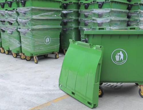 Que metodologia está a ser seguida na gestão dos resíduos?