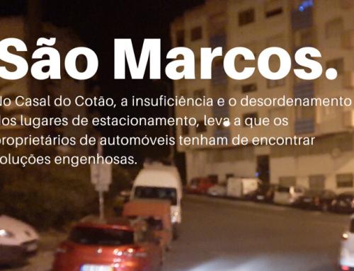 Insuficiência e desordenamento de estacionamento em São Marcos