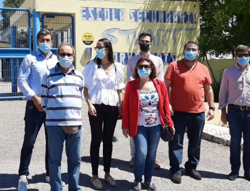 Visitámos uma das escolas do concelho de Sintra onde se verificaram casos de COVID-19