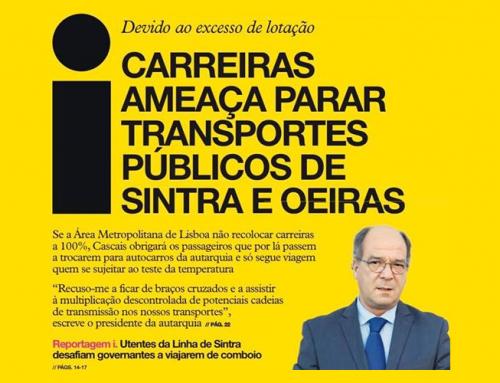 """Marco Almeida: """"Sintrenses precisam de ver as condições dos transportes públicos rapidamente melhoradas"""""""