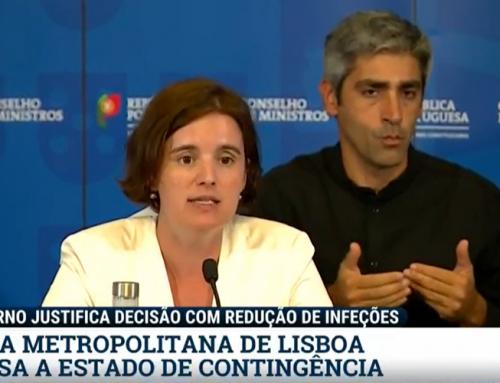 Seis freguesias de Sintra que estavam na situação de calamidade passam para a situação de contingência