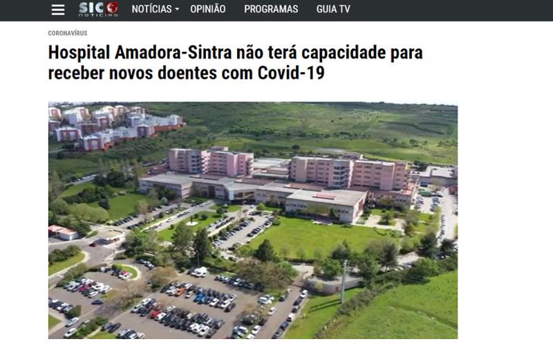 Vereadores do PSD exigem que governo assuma o pagamento total do Hospital de Proximidade de Sintra