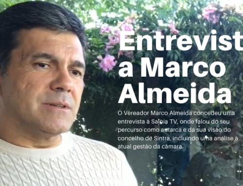 Entrevista a Marco Almeida – veja o vídeo