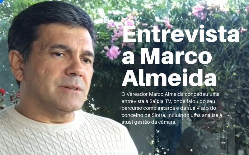 Entrevista a Marco Almeida