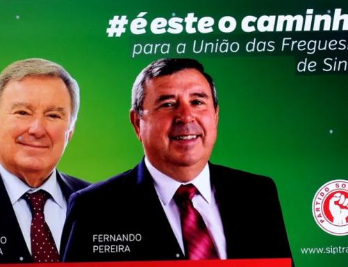 Condenação de dois autarcas do Partido Socialista no concelho de Sintra – Vereadores do PSD exigem que Basílio Horta não se esconda!