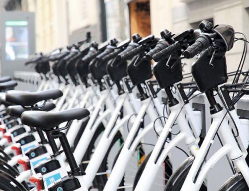 Propusemos a criação de uma rede municipal de uso partilhado de bicicletas