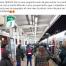 COVID-19 - Perigo nos comboios de Sintra