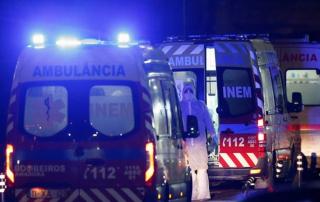 Todos os profissionais do Hospital Amadora-Sintra merecem o nosso reconhecimento!