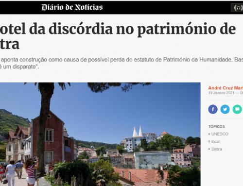 O hotel da discórdia no património de Sintra