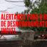 Alertámos para o risco de desmoronamento de imóvel em Sintra