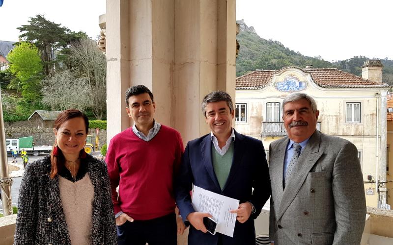 Síntese da 9.ª Reunião Ordinária e Privada da Câmara Municipal de Sintra