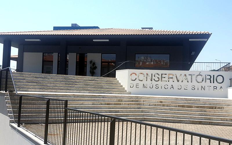 Conservatório de Música de Sintra tem uma nova casa