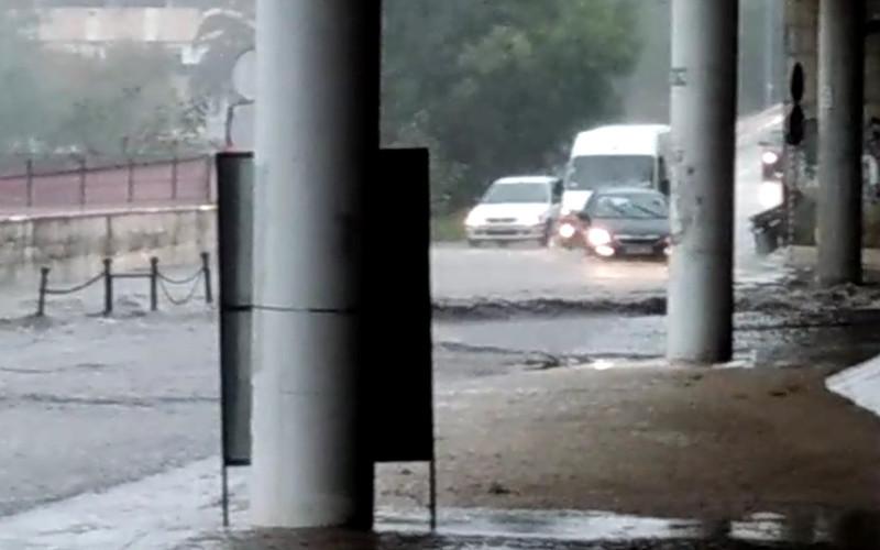 Sintra é notícia pelas inundações do fim de semana