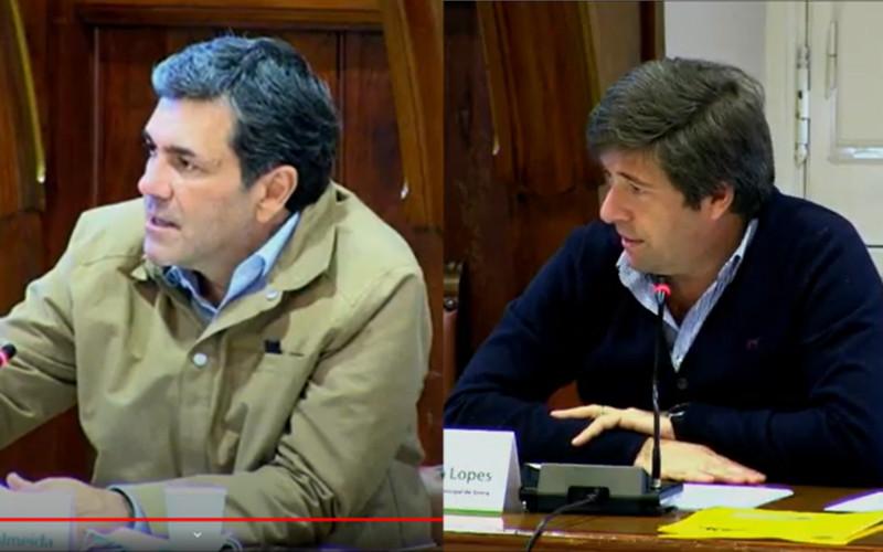 72.ª Reunião Ordinária e Pública da Câmara Municipal de Sintra