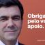 """Marco Almeida: """"Obrigado pelo vosso apoio"""""""