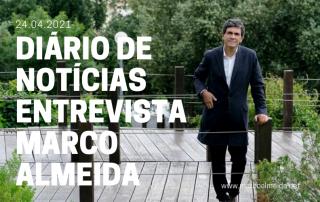 Diário de Notícias entrevista Marco Almeida